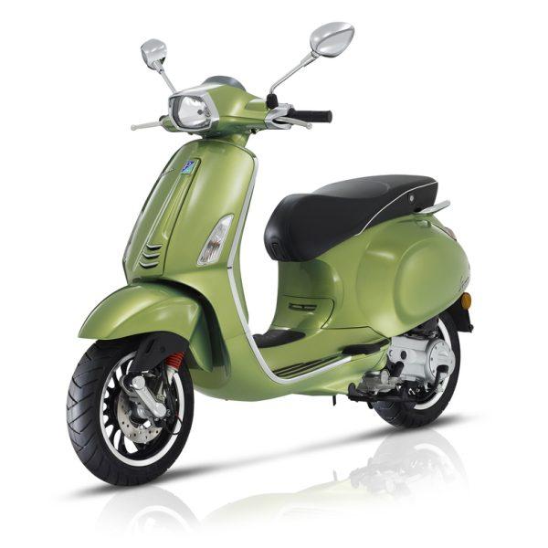 Nieuwe scooters