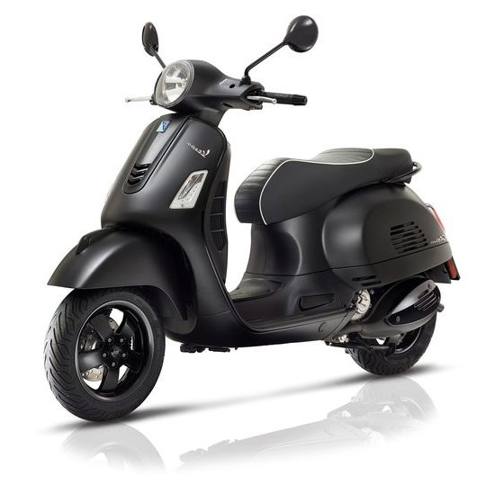 vespa gts super 300 notte scootergoods. Black Bedroom Furniture Sets. Home Design Ideas