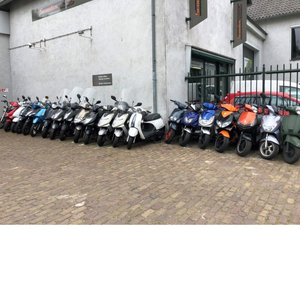 Scooters opknap