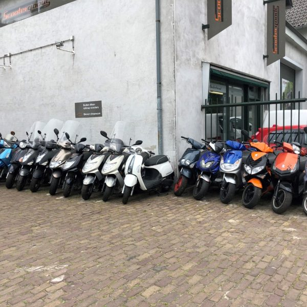 Opknap scooters