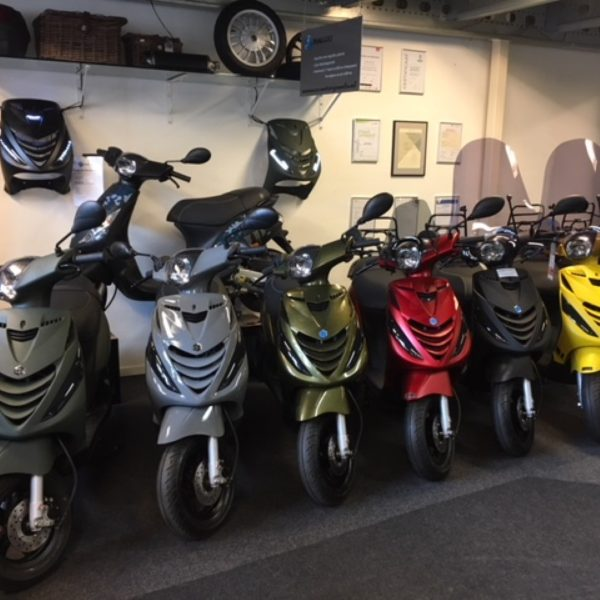 Special scooters